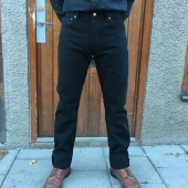Levi's 501 Original Fit Black