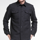 KOI Angus CPO Dark Grey