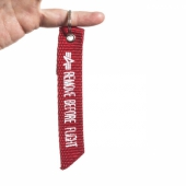 Alpha Industries Inc. RBF Key Ring