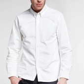 KOI Enda Shirt White