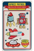 Iron on patches space cadets
