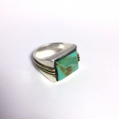 SWS Signet Ring Turquoise