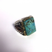SWS Turquoise Mermaid Ring