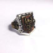 SWS Devil and Owl Ring