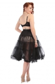 Collectif Maddy petticoat black