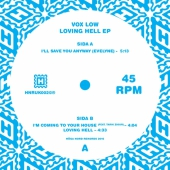 Höga Nord, Vox Low - Loving Hell EP (12inch)