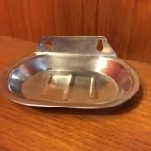 Soap Holder Stainless Steel Vintage