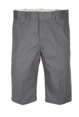 Dickies Slim 13 inch Shorts Charcoal Grey