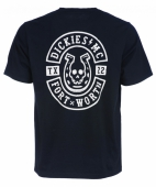 Dickies Biscoe Tee Black