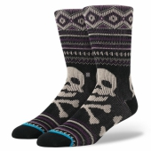 Stance Side Step Death Socks