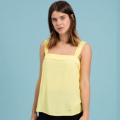 Emily and Fin Trudy Top Yellow