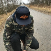 Dickies Henning Dark Navy Cap