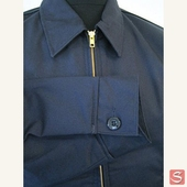 Dickies Eisenhower Jacket Navy Lined