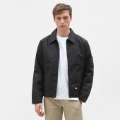 Dickies Eisenhower Jacket Black lined