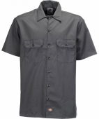 Dickies Shortsleeve work shirt charcoal