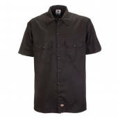 Dickies Shortsleeve work shirt black