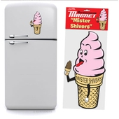 Accoutrements Ice Cream Jumbo Magnet
