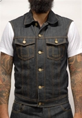 Eat Dust Fit 736 Biker Vest