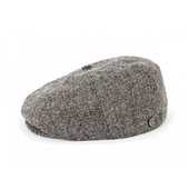 Brixton Brood grey/black cap