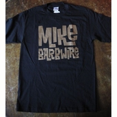 Mike Barbwire Tee