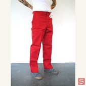 Dickies 874 Work pant red