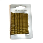 Bobby pins gold
