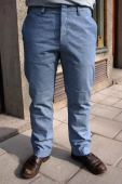 Edwin Chino Pant Selvage Chambray