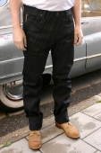 Big John M1 KUR02 Black Denim