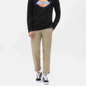 Dickies 873 Slim Straight Work Pant Khaki