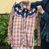 Vintage Kenny Rogers Western Shirt