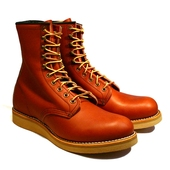 Red Wing Style No. 2940 7 inch Round Toe Oro Russet