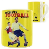 Wild & Wolf Football Monthly Mug Yellow