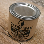 Otter Wax Fabric Dressing