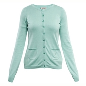 Jumperfabriken Doris Cardigan Mint