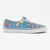 Vans Authentic Van Doren Parrot/Light Blue