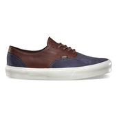 Vans Era Decon CA Blue/Chocolate Brown