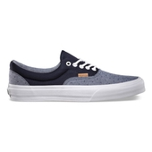 Vans Era CA Chambray Polka Dress Blues