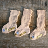 Vintage Baby socks Cotton