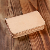 Pike Brothers Rider Wallet Natural