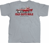 Old Guys Rule Santa Convertible tee limited edition