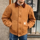 Carhartt Duck Traditional Jacket