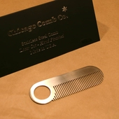 Chicago Comb no. 2 Mustache