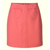 Edith & Ella Heart over heels skirt