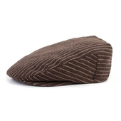 Brixton Barrel Brown Cap