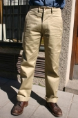 Buzz Rickson's Original Spec Chinos Khaki