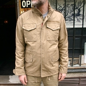 Alpha Industries Inc. M-65 VF59 LW Beige