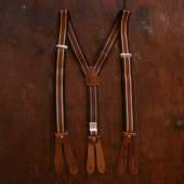 Rumble59 Suspenders Brown