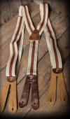 Rumble59 Suspenders Beige
