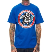 Rebel8 Ruffians Tee Blue