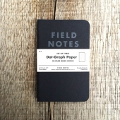 Field Notes Dot-Graph Paper